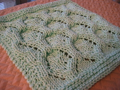 Handmade Dishcloth